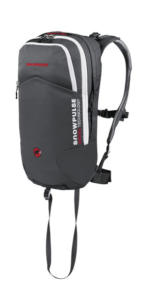 Mammut Rocker Removable Airbag 15L smoke-white
